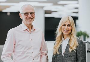 Anders OE Johansson & Susanne Timsjö